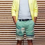 MENS summer vibe goes NAUTICA