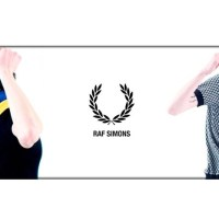 Raf Simons x Fred Perry collab