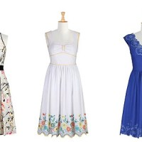 DREAMY DRESSES for spring happy times