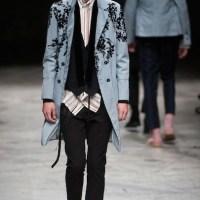 Ann Demeulemeester Menswear spring 2014