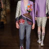 Walter Van Beirendonck Menswear spring 2014