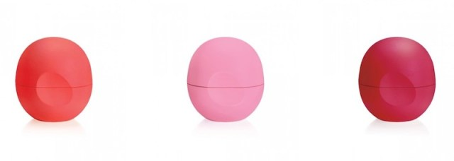 EOS lip balm summer beauty FashionDailyMag