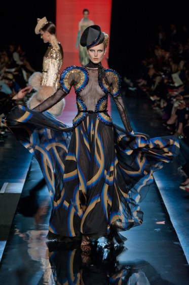 GAULTIER haute couture fashiondailymag sel 39