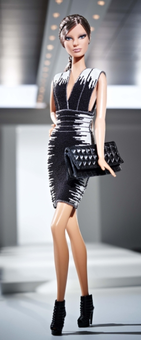 Herve Leger Barbie FashionDailyMag sel 02