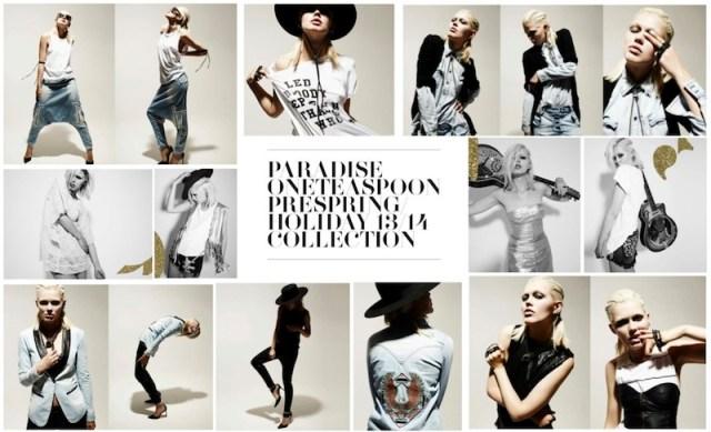 Oneteaspoon prespring holiday 2014 FashionDailyMag