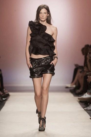 Isabel Marant spring 2014 FashionDailyMag sel 6