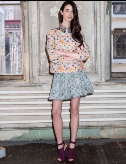 Noon by Noor spring 2014 fashiondailymag sel 7