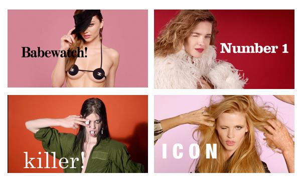 id A to Z model winks | FashionDailyMag