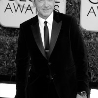 GOLDEN GLOBES: MEN on the red carpet