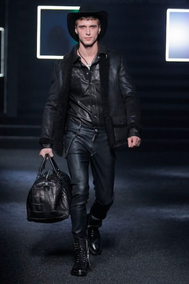 clement chabernaud PHILIPP PLEIN men's FW1415 (8)