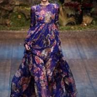 DOLCE & GABBANA fall 2014 highlights Milan