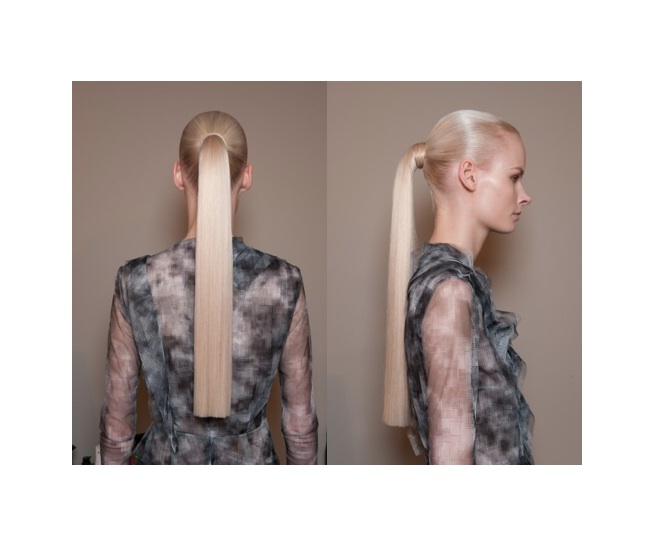 HAIR trends bottega veneta fall 2014 FashionDailyMag