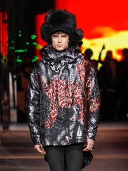 ARTHUR GOSSE MONCLER GAMME ROUGE FALL 2014 FASHIONDAILYMAG EDIT