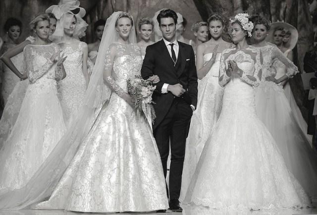 PRONOVIAS BRIDAL jon kortajarena anne v FashionDailyMag 2