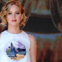 JENNIFER LAWRENCE at CANNES FILM FESTIVAL