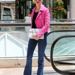 january jones bulgari street style FashionDailyMag sel 1