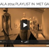 CHARLES JAMES | MET GALA video playlist