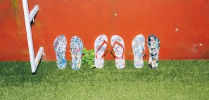 PATTERNED SWIM bimba y lola summer FashionDailyMag feature