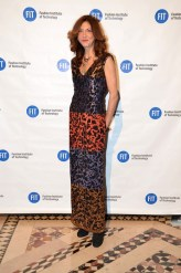 brigitte segura wearing nicole miller fitgala2014 FashionDailyMag