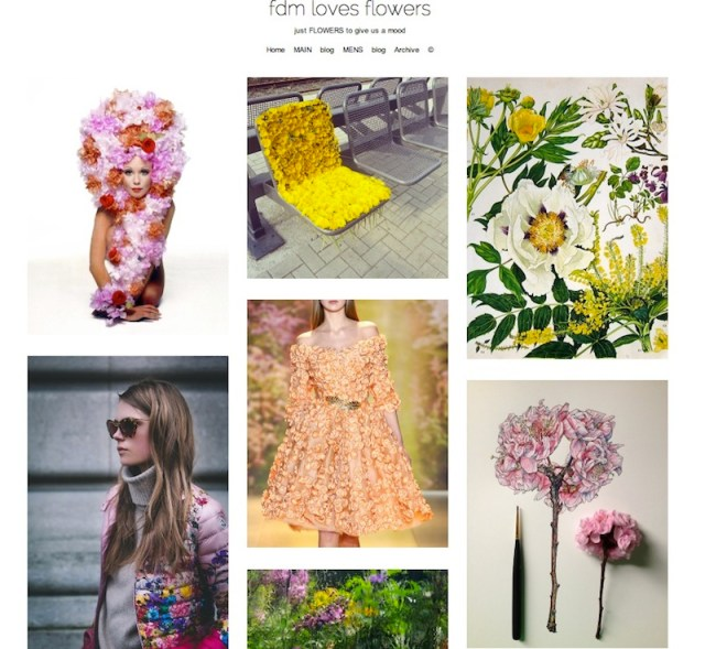 fdmLOVES flowers may FashionDailyMag flowers