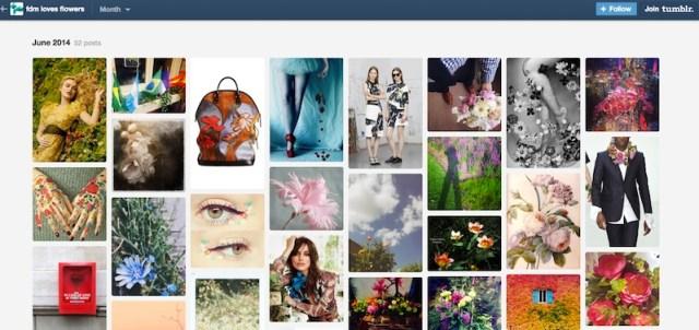 fdmloves flowers tumblr blog june fashiondailymag