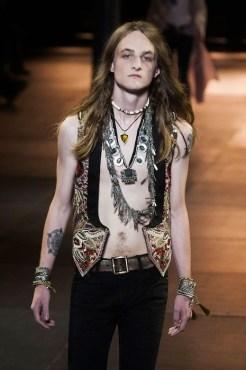 Saint Laurent menswear spring 2015 FashionDailyMag sel 64
