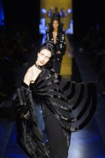 ana cleveland JEAN PAUL GAULTIER haute couture Fall 2014 FashionDailyMag sel 77