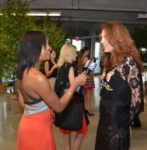 brigitte segura fox 5 news at one world trade center j fashion show FashionDailyMag