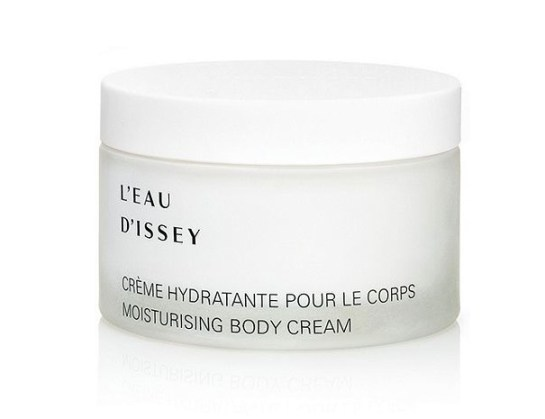 L'eau D'Issey moisturizing body creme