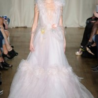 MARCHESA spring 2015 LFW highlights