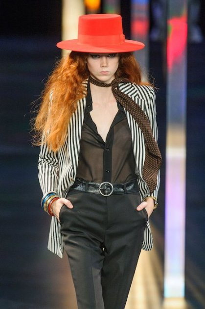 SAINT LAURENT ss15 FashionDailyMag sel 64