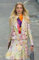 Chanel SS15 PFW Fashion Daily Mag sel 3 copy