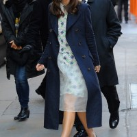 spotted: KEIRA KNIGHTLEY in NYC