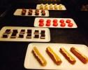 desserts at oneredday moleskine (red) brigitte segura FashionDailyMag