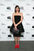 marion cotillard camilla belle in Dior at Guggenheim gala FashionDailyMag