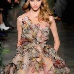 sasha luss ELIE SAAB ss15 haute couture FashionDailyMag sel 25