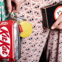 ANYA HINDMARCH accessories fall 2015 LFW
