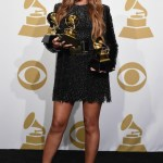 beyonce at the grammys FashionDailymag