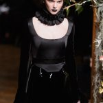 kendall jenner GILES FALL 2015 LFW fashiondailymag sel 34