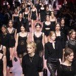 finale DOLCE GABBANA fall 2015 FashionDailyMag sel 41