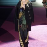 DSquared2 fall 2015 FashionDailyMag sel daphne groeneveld 2
