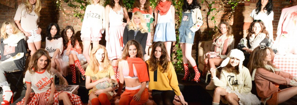 WILDFOX babes fall 2015