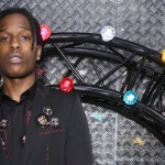 A$AP ROCKY at DIOR homme SS17