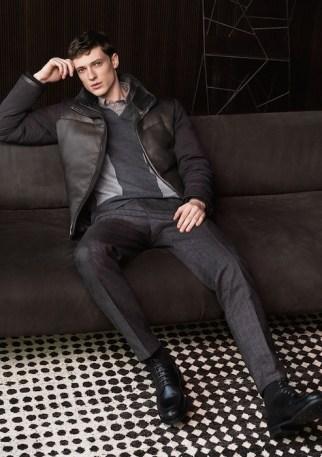 08-Canali-Gray-Sweater