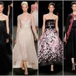 Monique Lhuillier RTW Fall 2014: Old World Parisian Couture