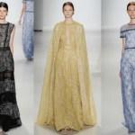 Tadashi Shoji Spring 2015 RTW: NY Fashion Week review