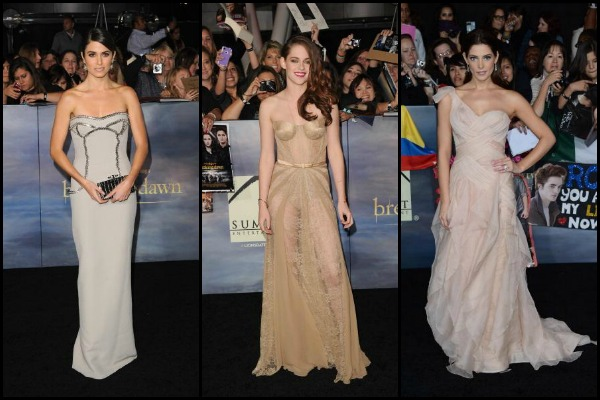 The Twilight Series: Breaking Dawn Part 2 Red Carpet arrivals