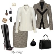 15 sophisticated office polyvore combinations fashion diva design