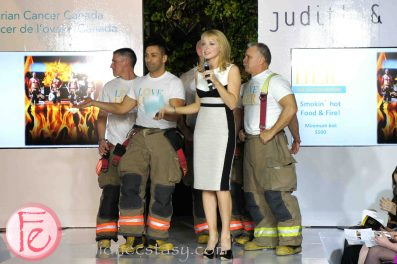 2013 Love Her TO -Jessica Holmes with firefighter strippers
