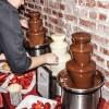 chocolate fountain - Culinary Adventure Co. Season 3 Launch Party